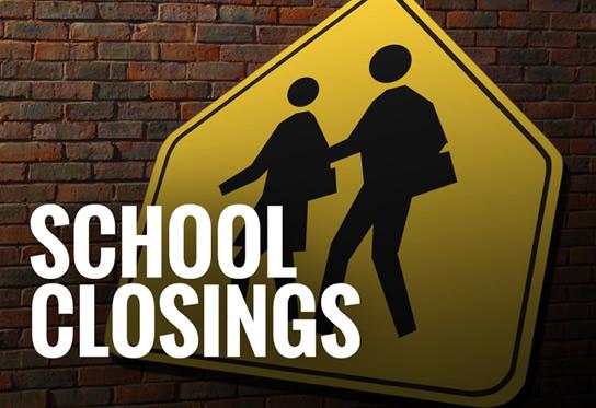 Tempestade de chuva e vento causa fechamento em várias escolas