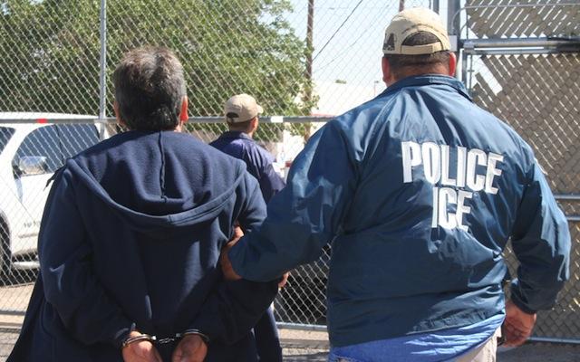 Retaliação do governo Trump contra imigrantes
