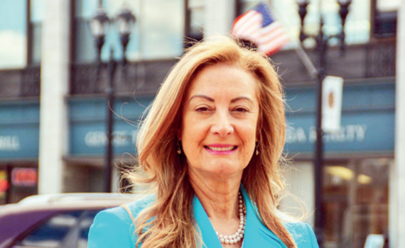 Margareth Shepard é a primeira vereadora brasileira eleita nos Estados Unidos