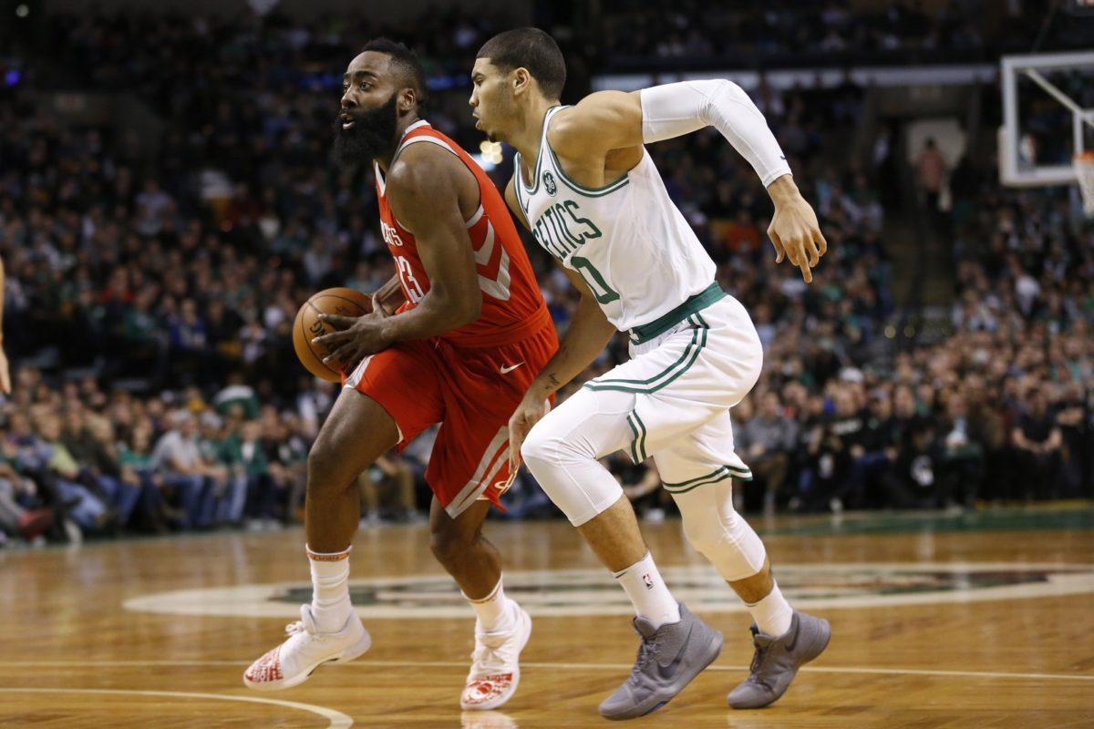 Celtics consegue virada incrível sobre os Rockets
