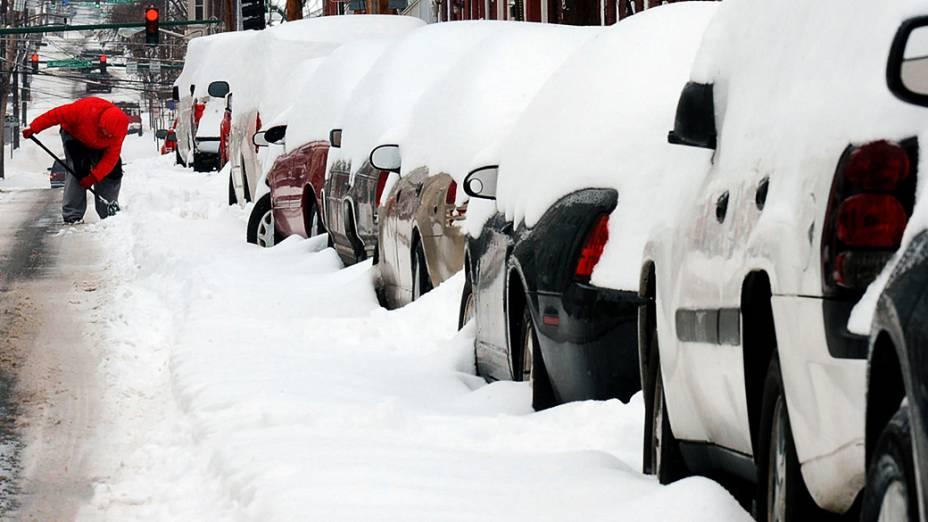 Prontos para a neve? Final de semana promete neve em Massachusetts