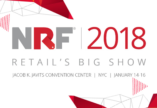 NRF 2018 Retail's Big Show – visite o maior evento varejista do mundo!