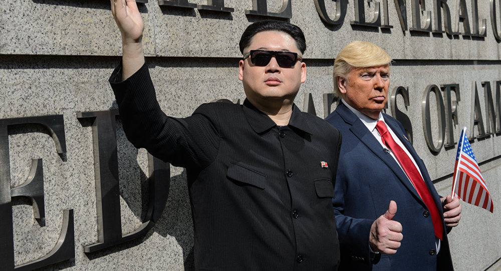 EUA negam possibilidade de negociação com a Coreia do Norte