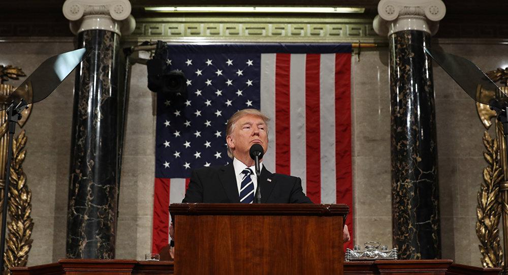 Trump deve abordar imigração em seu principal discurso ao Congresso