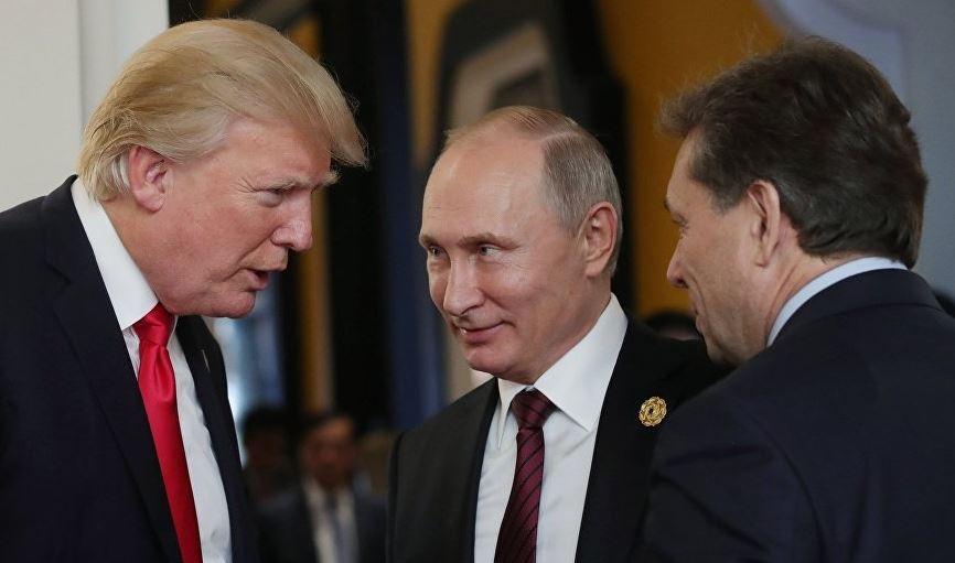 Putin sabe algo sobre Trump que este não quer tornar público?