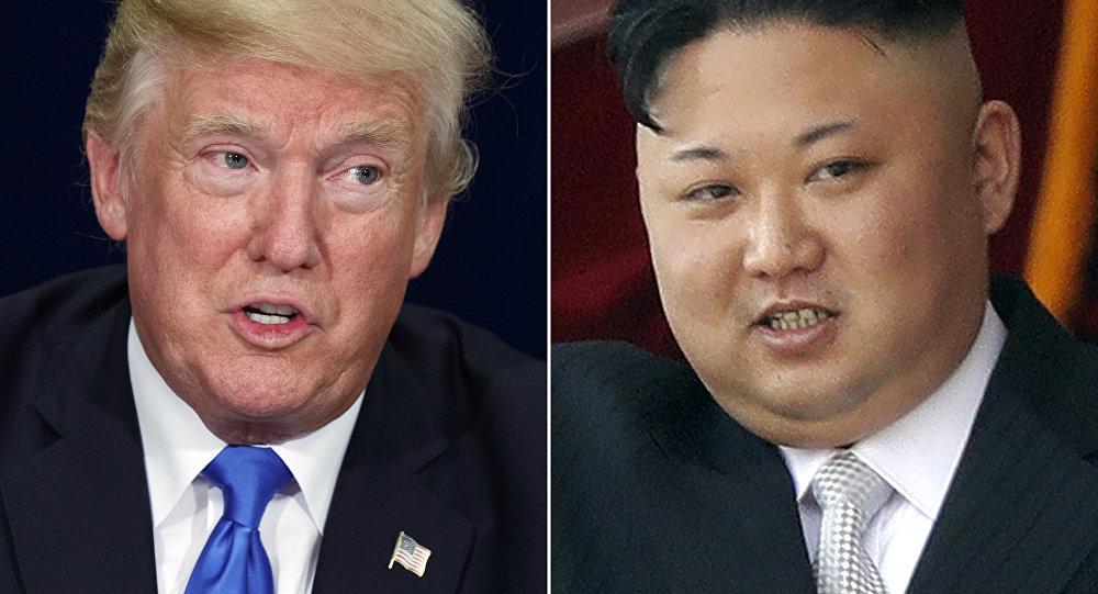 Urgente: Trump concorda em encontrar Kim Jong-un