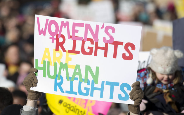 Dia Internacional da Mulher: Manifestações Feministas