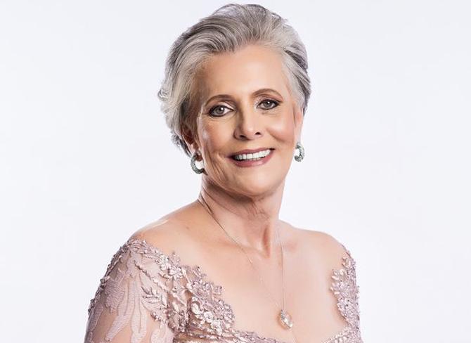 Martha Vasconcellos é homenageada no Miss Brasil 2018