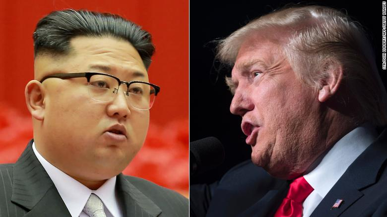 Trump cancela encontro com ditador coreano