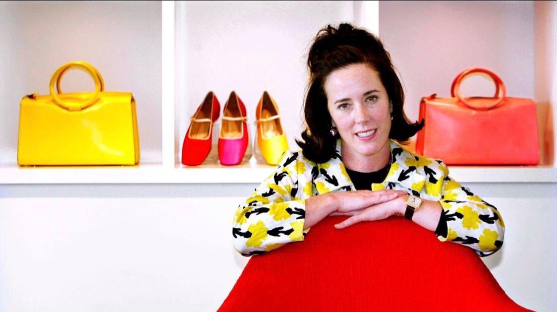 Designer Kate Spade é encontrada morta em Nova York