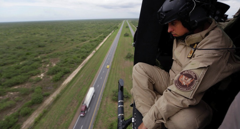 Massachusetts vai ajudar no patrulhamento da fronteira, a pedido de Trump