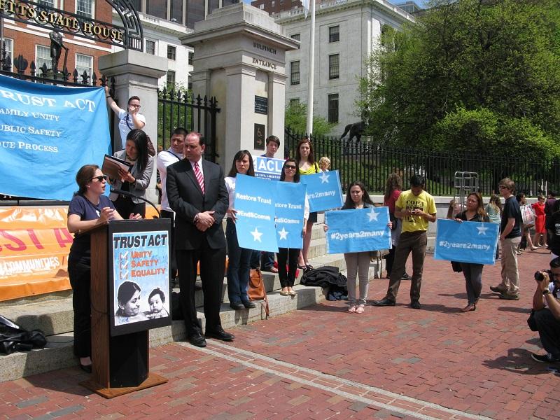 Legisladores negam proteção a imigrantes em Massachusetts