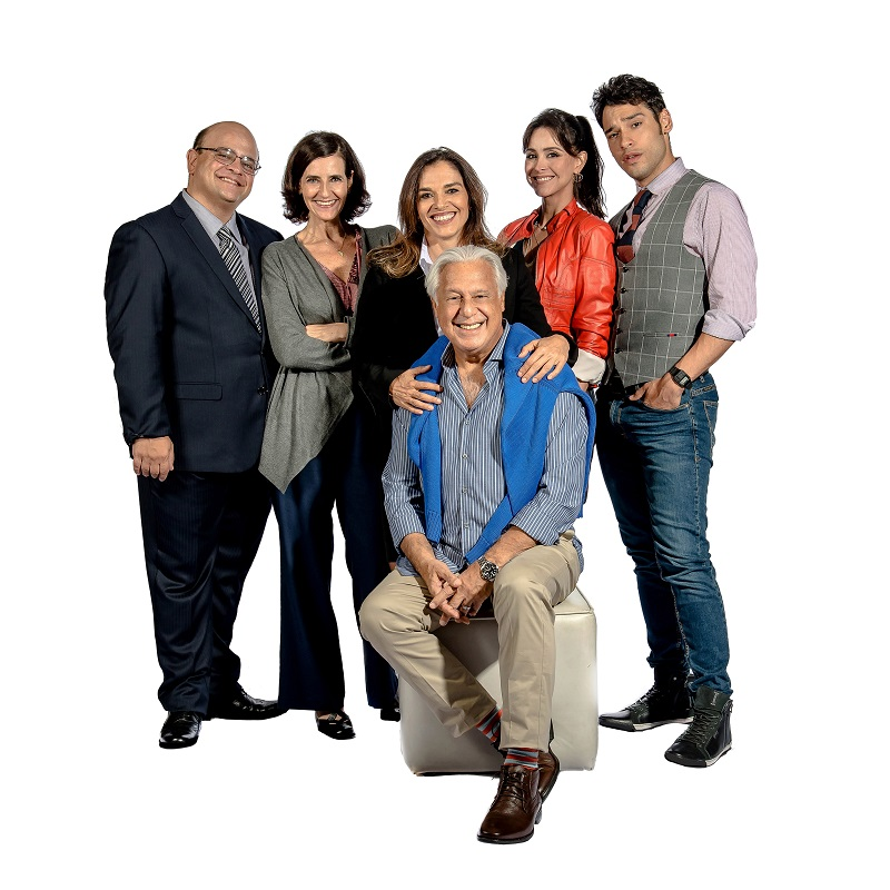 Espetáculo traz Antônio Fagundes e grande elenco para Boston