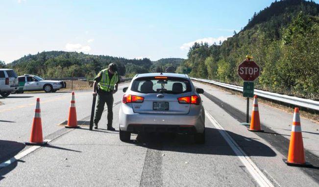 """Agentes de Imigração continuam """"blitz"""" na rota I-93, em NH"""
