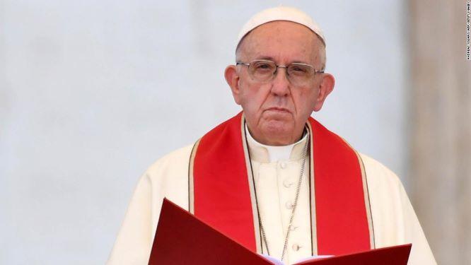 Papa Francisco admite publicamente erro da Igreja na Pensilvânia