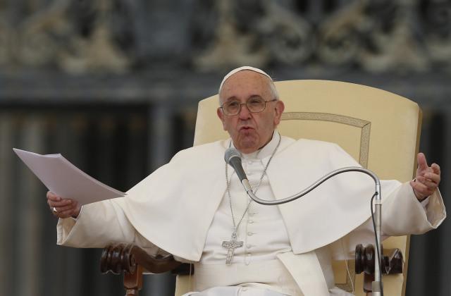 Papa muda decisão da Igreja sobre pena de morte