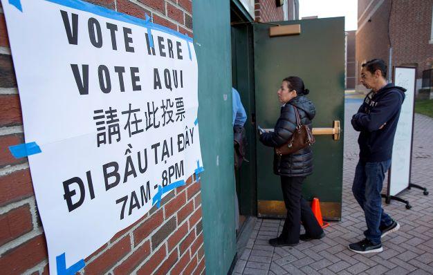 Começa eleição americana antecipada em Massachusetts