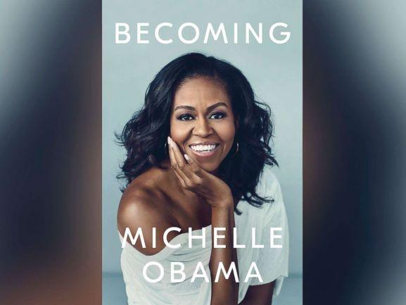Michelle Obama lança livro revelador de memórias