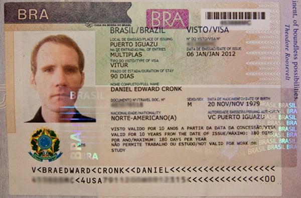 Brasil isenta visto para cidadãos dos EUA, Canadá, Austrália e Japão
