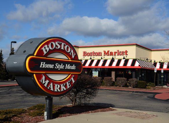 Refeições congeladas do Boston Market podem estar contaminadas