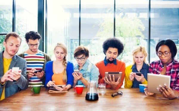 Redes sociais e o exibicionismo