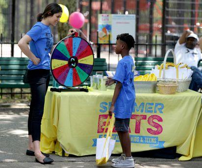 Boston traz programa de verão com refeição gratuita