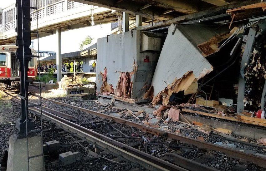 06-12_Red_Line_JFK_damage_Courtesy-Goddard-MassDOT_2