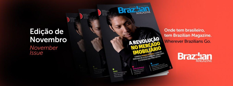 Brazilian Magazine Novembro de 2018