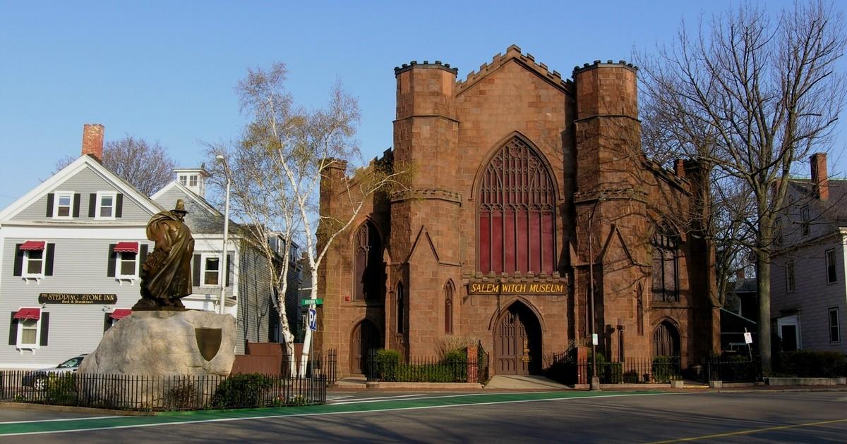 Salem/MA é considerada a melhor cidade para comemorar o Halloween nos EUA