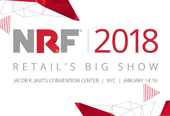 NRF 2018 Retail's Big Show – visite o maior evento varejista do mundo!