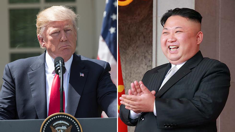 Meu botão nuclear é muito maior e mais poderoso, diz Trump a Kim
