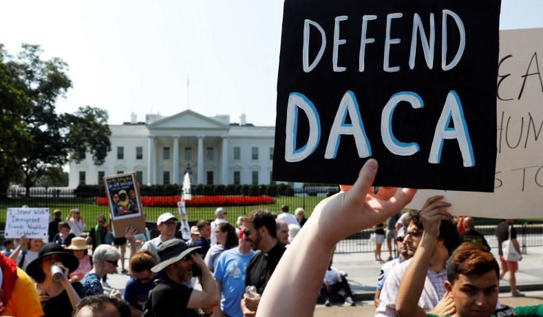 Suprema Corte rejeita apelação de Trump para acabar com o DACA