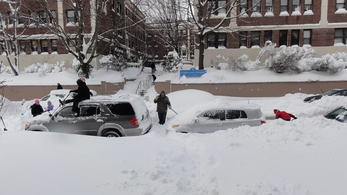 Hoje é o último dia de inverno, mas nova nevasca é esperada para quarta-feira (21)