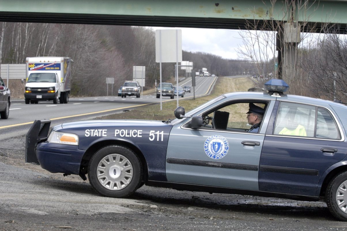Policiamento estadual na Mass Pike deve acabar