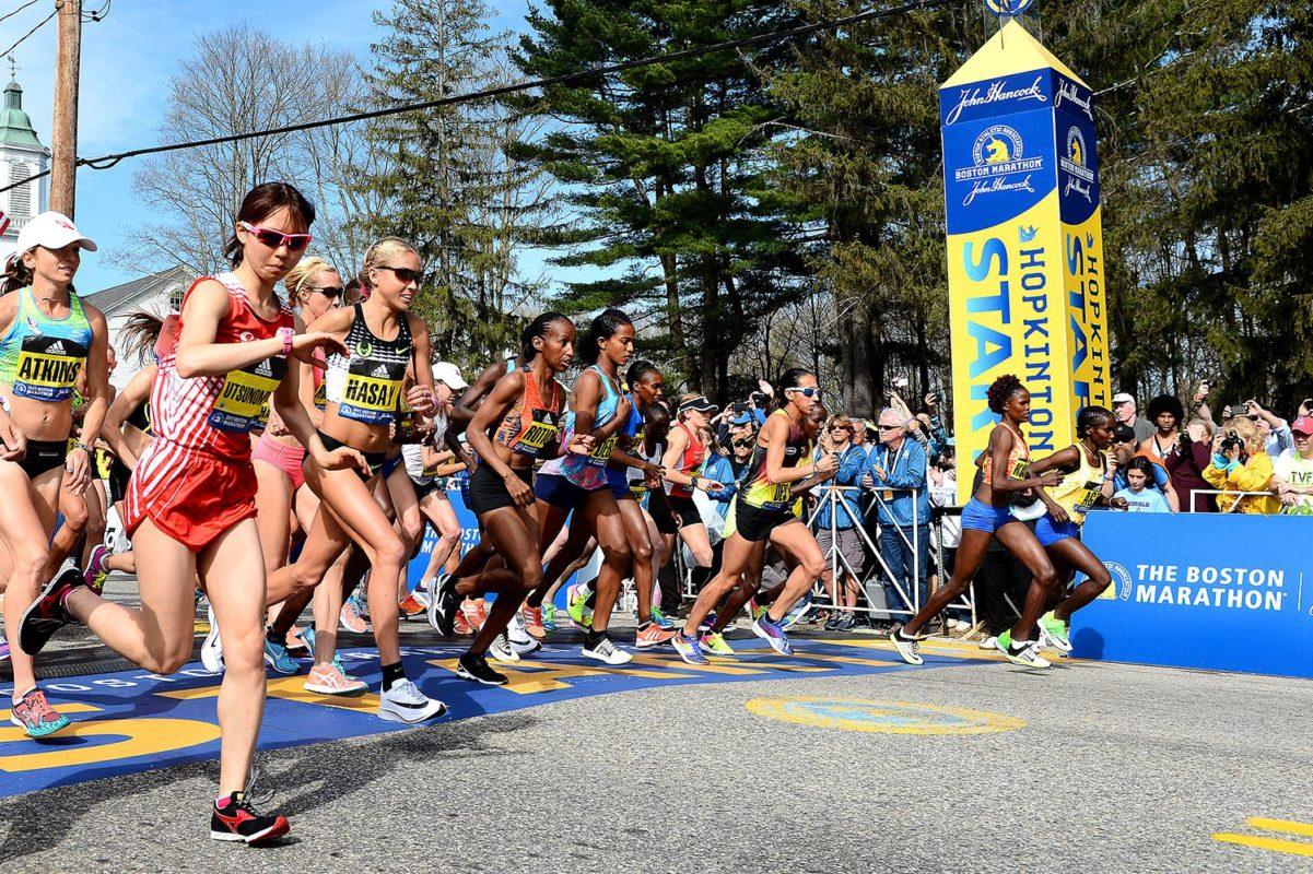 122ª Maratona de Boston acontece nesta segunda-feira (16), Patriot's Day
