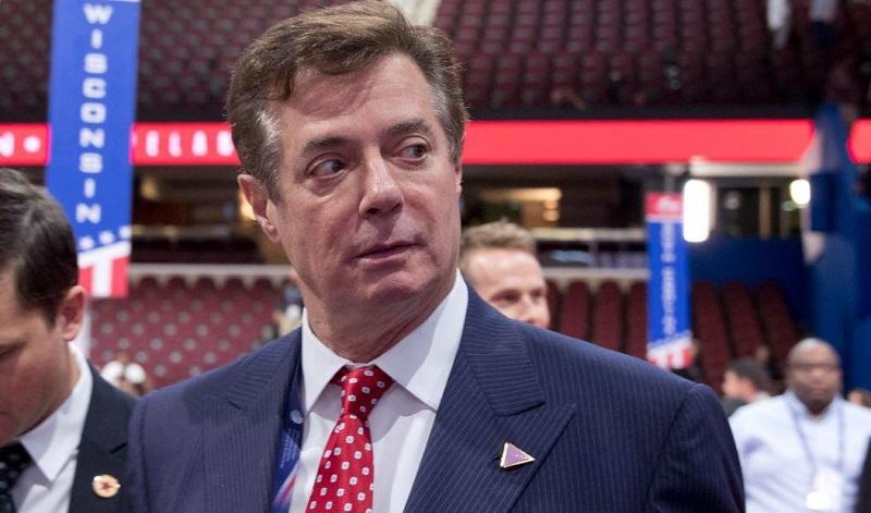 Chefe de campanha de Trump é preso por juiz federal