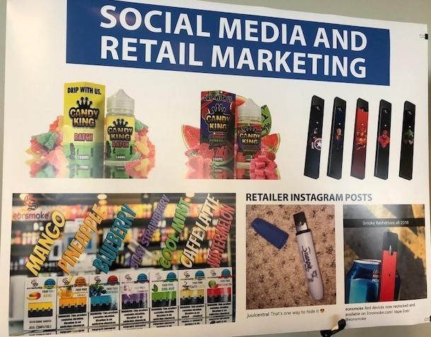 """Estado anuncia investigação contra empresas de """"cigarros eletrônicos"""""""