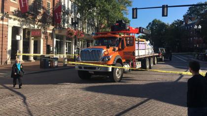 Acidente resulta em vítima fatal na Harvard Square