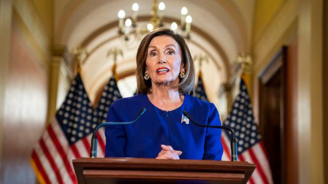 Câmara Federal inicia processo de impeachment contra Trump