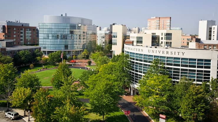 northeastern-university-MA